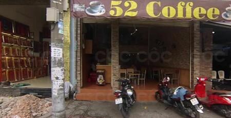 Quán cafe - 52, Nguyễn Chí Thanh, P. 2, Q. 10