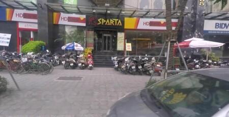 Sparta Beer club - Sông Hồng Park View, 165, Thái Hà, P.